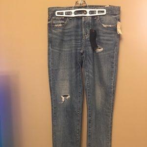 Lucky Brand Jeans - NWT Lucky Brand Siena Slim Boyfriend Jeans